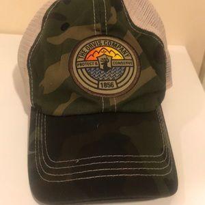 Orvis Hat Camo